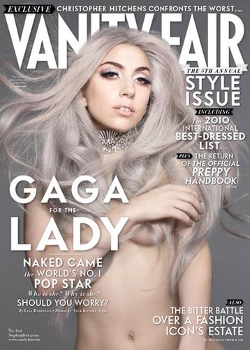 Alternate Vanity Fair Magazine Covers
