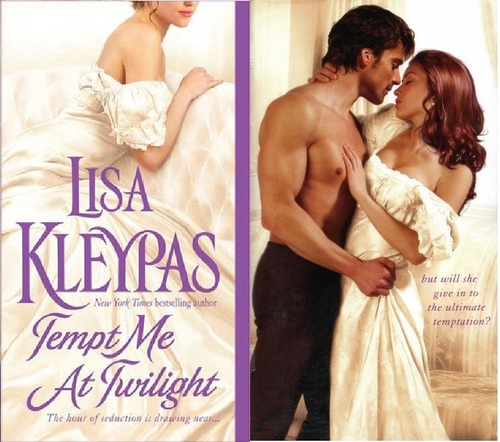 Historical Romance wallpaper called Lisa Kleypas - Tempt Me At Twilight