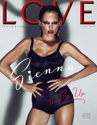 Love Magazine September 2010