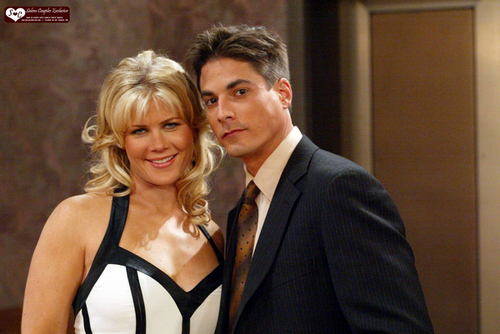 Days of Our Lives wallpaper entitled Lucas and Sami