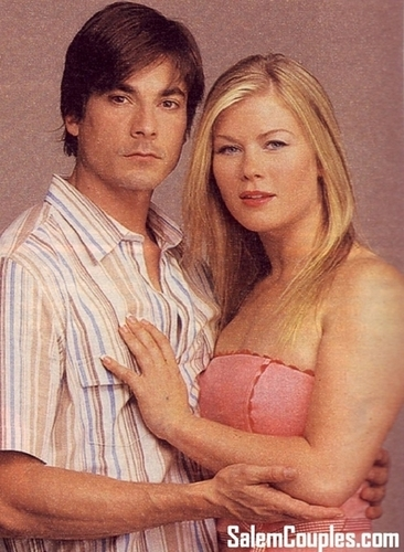 Days of Our Lives wallpaper titled Lucas and Sami