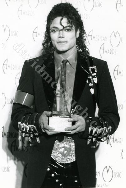 MJ Black & White