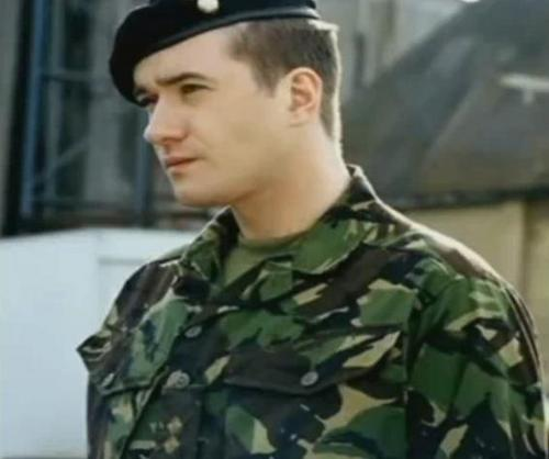 Matthew Macfadyen Warriors
