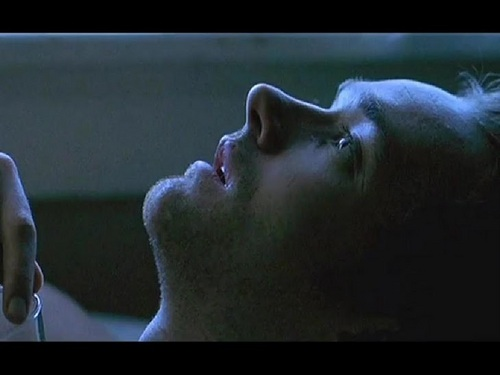 Matthew Macfadyen in In my father's 巢穴, den, 书房