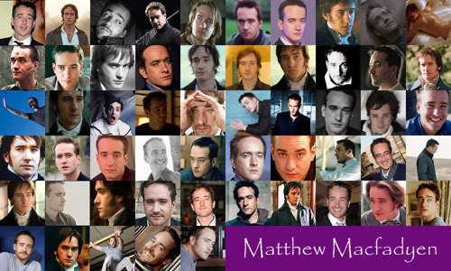 Matthew Macfadyen in many images