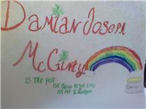 Damian McGinty images Me lucky pot of gold <33 wallpaper and background photos