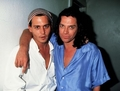 Michael Hutchence and Johnny Depp - michael-hutchence photo