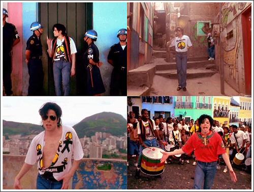 Michael's música vídeos