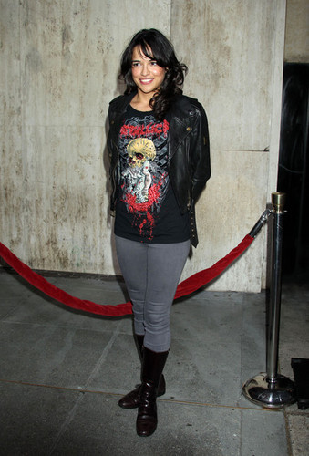 Michelle Rodriguez @ Machete Premiere - 25 AUG 2010