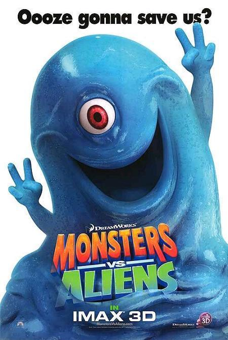Photo of Monsters vs Aliens