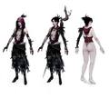 Morrigan concept art - dragon-age-origins photo
