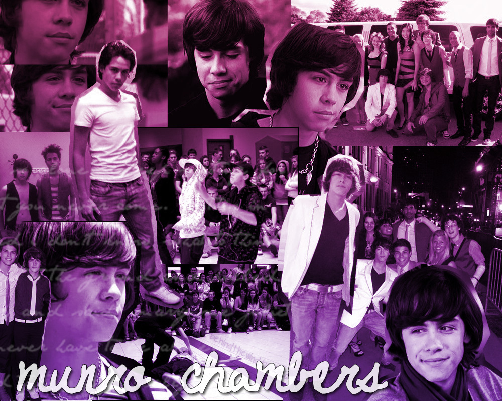 Munro Chambers - Wallpaper Colection
