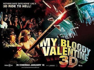 My Bloody Valintine 3D
