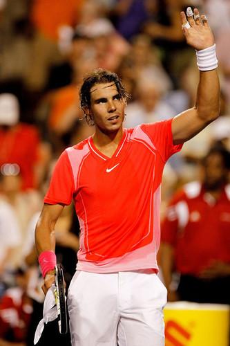 Nadal - Rogers Cup 2010
