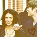 Nate and Vanessa - masquerade icon