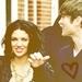 Nate and Vanessa - masquerade icon