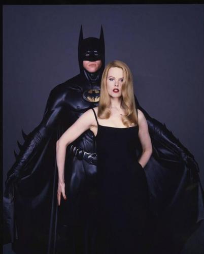 Nicole Kidman - Batman Forever promo shoot