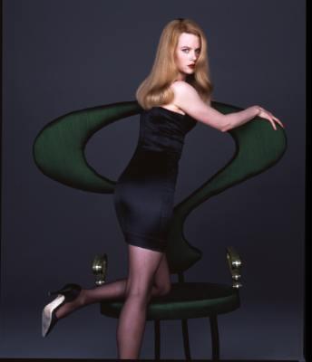 Nicole Kidman - 蝙蝠侠 Forever promo shoot