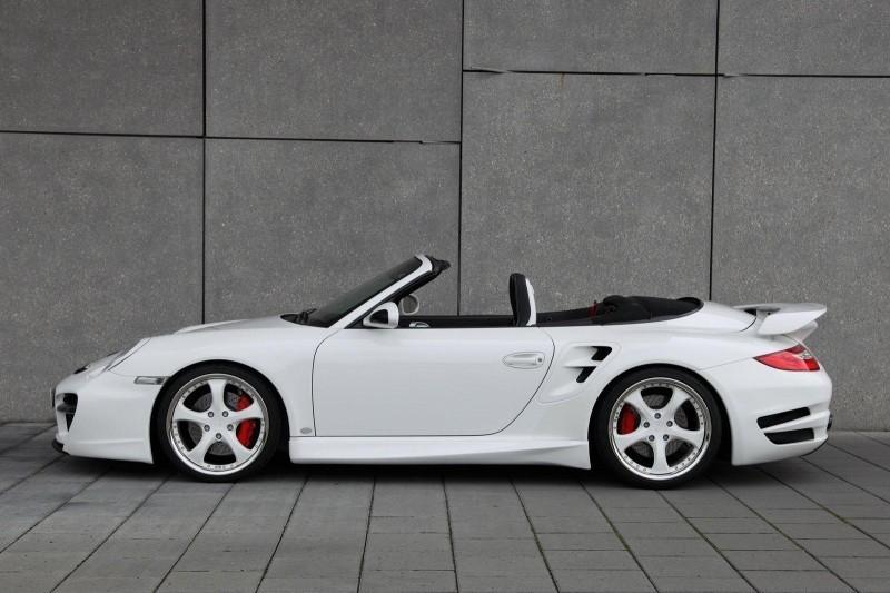 Porsche Images Porsche 911 Turbo By Techart Hd Wallpaper And