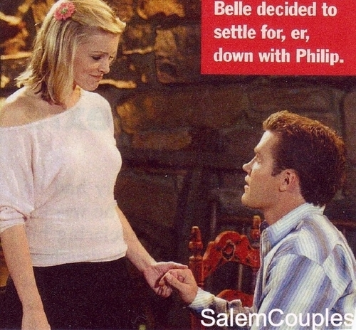 Philip and Belle