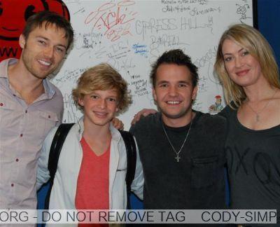 Public Events & Appearances > 2010 > June 6th Cody @ Nova Fm Australia
