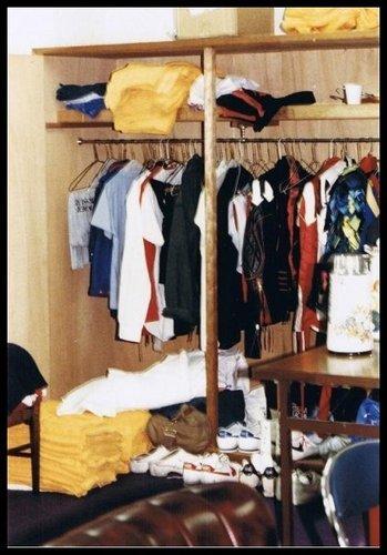Queen's closet.
