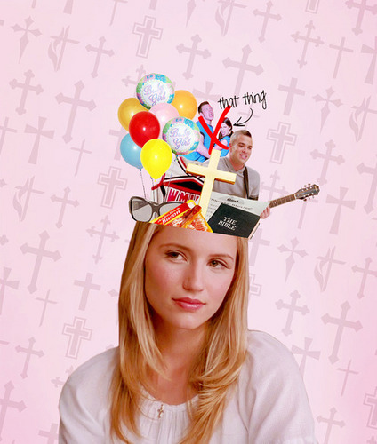 Quinn Fabray wallpaper titled Quinn