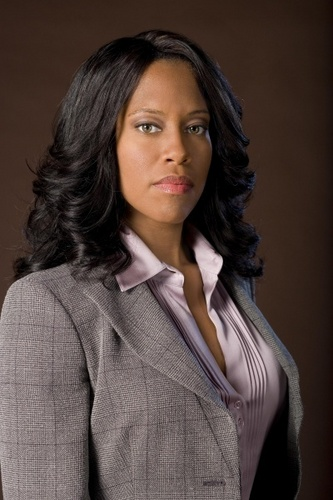 Regina King as Sandra Palmer