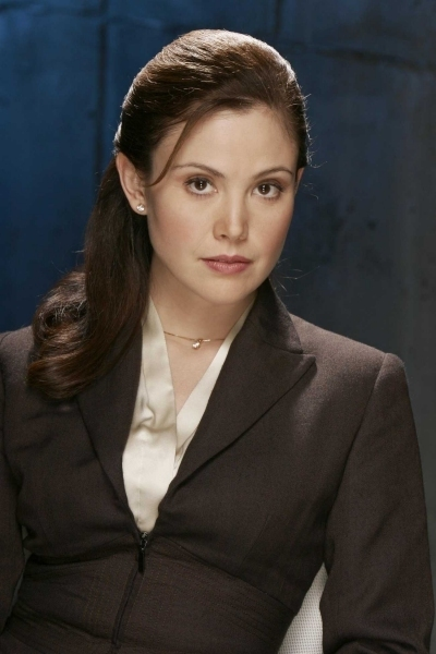 Reiko Aylesworth 24 Reiko Aylesworth as Mi...