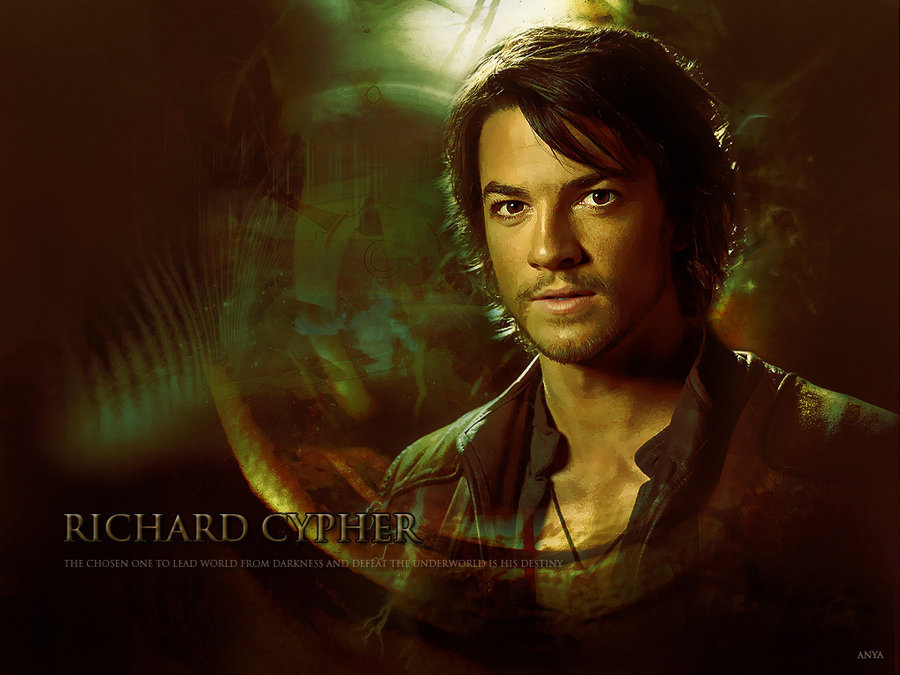 Legend Of The Seeker Season 2 Wallpaper Richard - Richard Cyph...