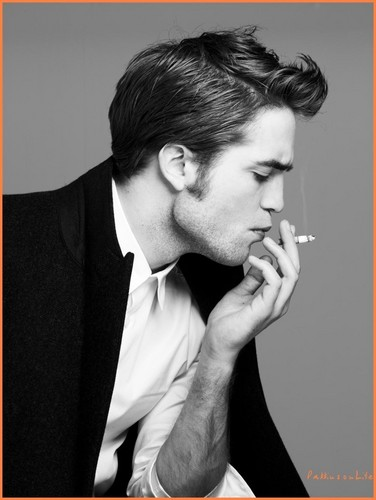 Rob's New Outtakes from the AnOther Man Shoot
