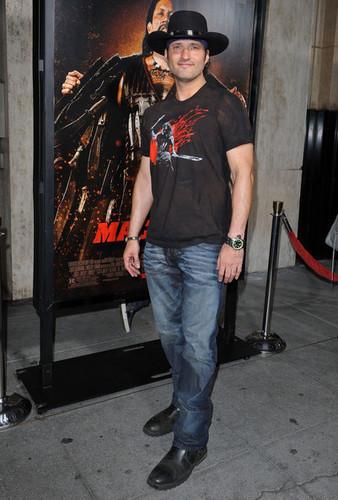Robert Rodriguez @ LA Machete Premiere - 25 AUG 2010