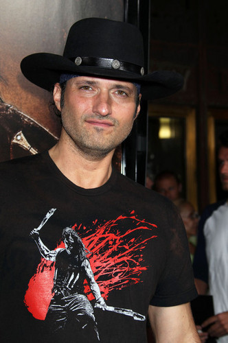 Robert Rodriguez @ LA Machete Premiere - 25 AUG