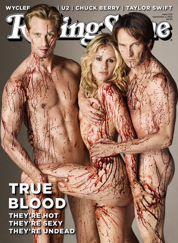 Sookie Stackhouse wallpaper called Rollingstone Magazine Cover