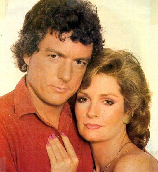 Roman and Marlena - Days of Our Lives 541x590