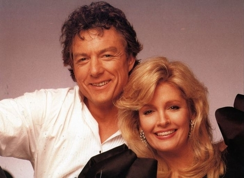 Days of Our Lives wallpaper titled Roman and Marlena
