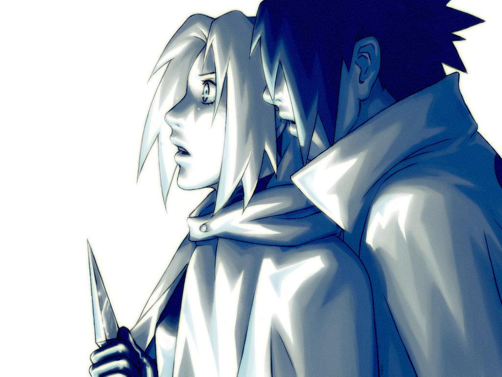 Sasusaku Images Sakura And Sasuke Hd Wallpaper And Background Photos