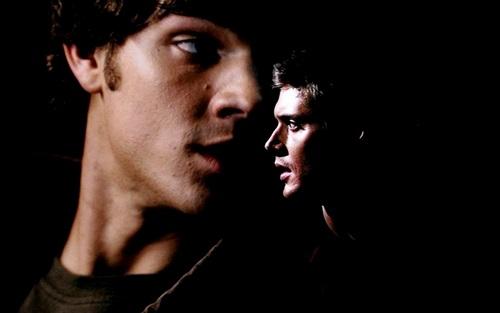Sam & Dean in 'Phantom Traveler'