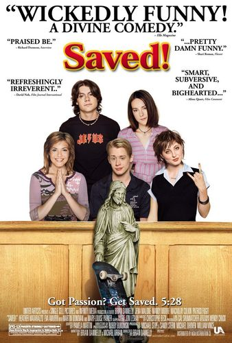 Saved! Movie Poster