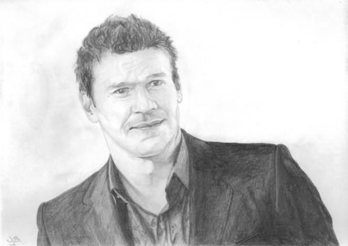 Seeley Booth wallpaper entitled Seeley Booth