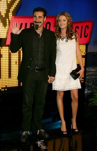 Serj @ 2007 mtv música Awards