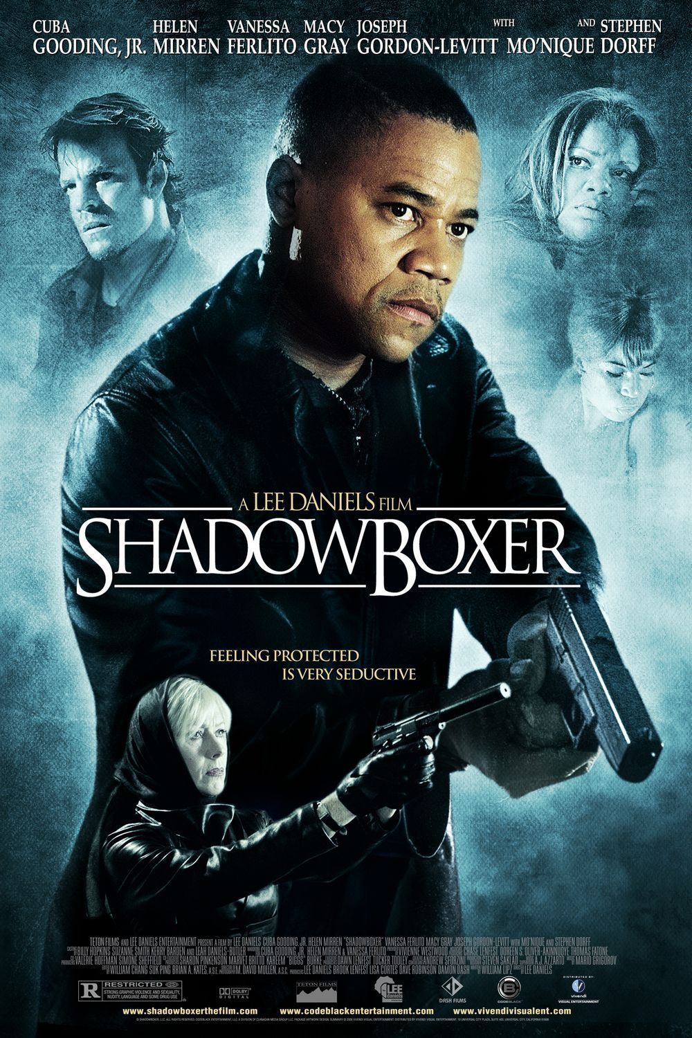 Mo'Nique Shadowboxer Movie Poster