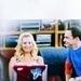 Sheldon & Penny