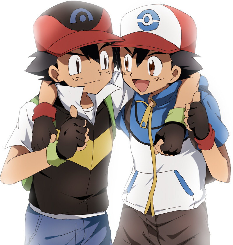 Sinnoh and Isshu