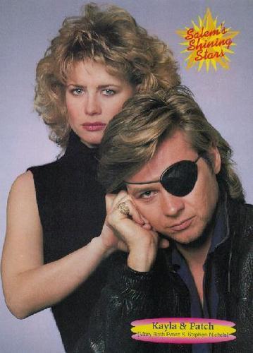 Steve and Kayla