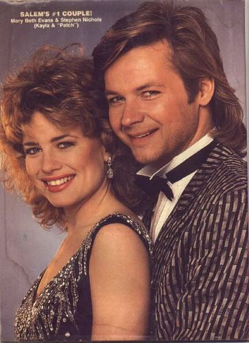 Days of Our Lives wallpaper titled Steve and Kayla