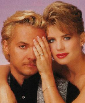Days of Our Lives wallpaper called Steve and Kayla