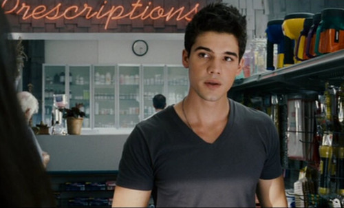 Steven Strait - hush-hush Photo
