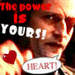 THE POWER IS YOURS! - ilosovic-stayne-knave-of-hearts icon