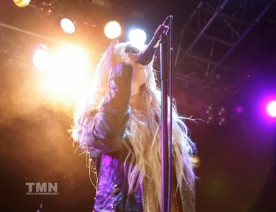 TPR: August 19: The O2 Academy in Islington, लंडन